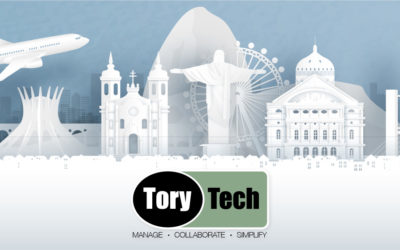 Tory Technologies, Inc. announces the opening of new offices in Rio de Janeiro, Brazil.