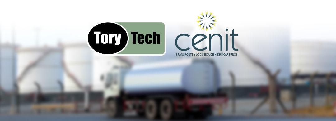 CENIT's digital transformation plan incorporates Tory-Tech's COSMOS™ SMADA solution